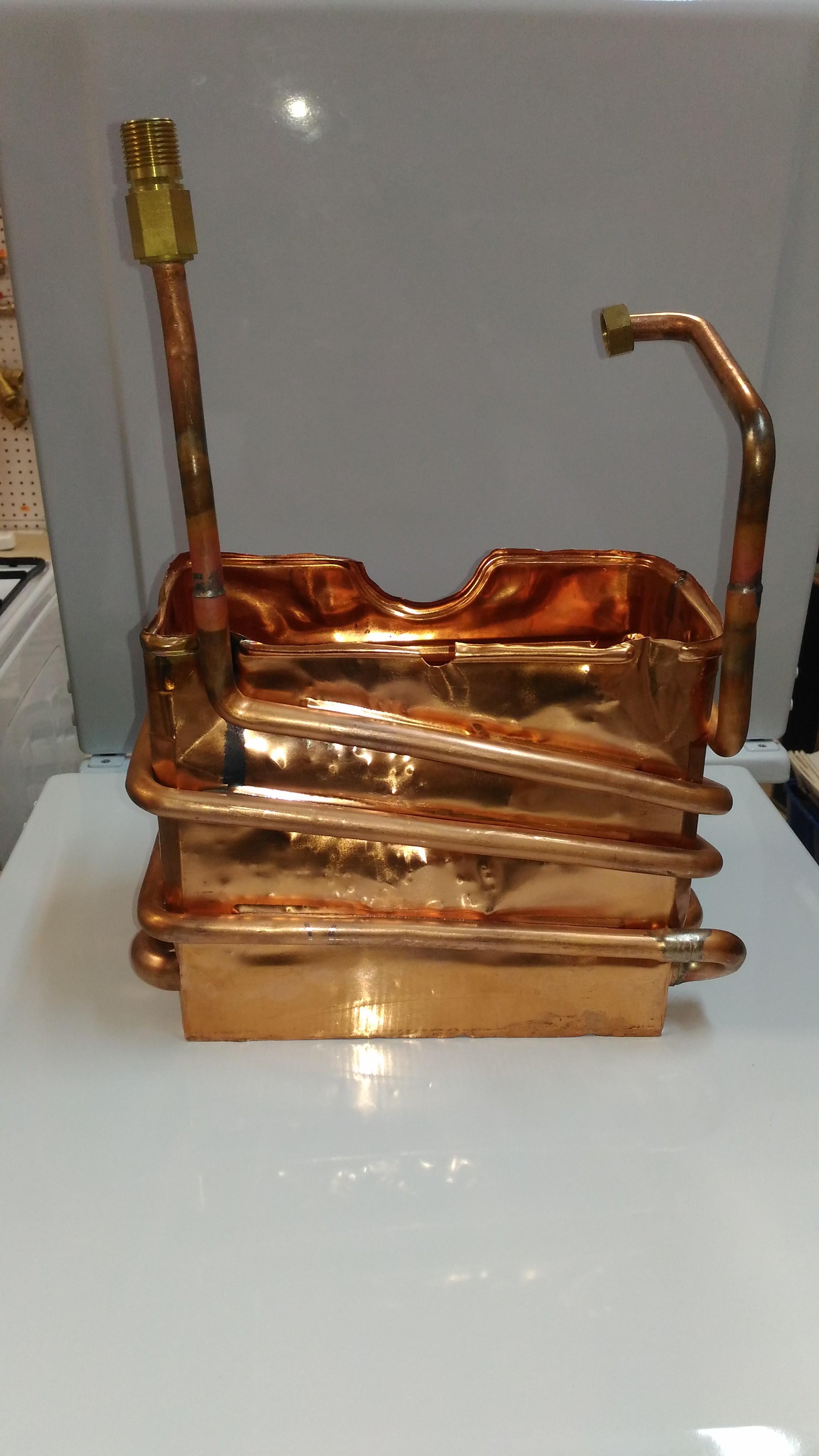 Теплообменники для газовых котлов и колонок Пластины теплообменника Этра ЭТ-041с Одинцово